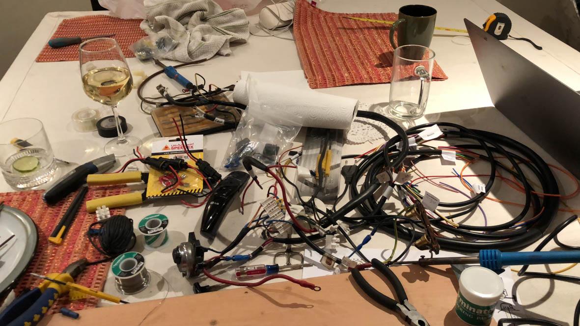 Z - wiring